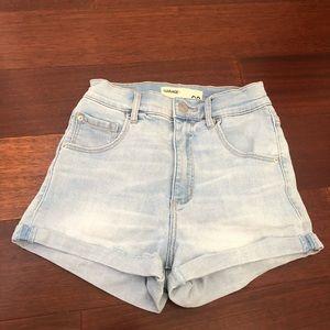 Garage Denim Shorts 00